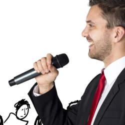 勝てるプレゼンテーション資料と話し方のコツ:プレゼンで聴衆の心をグッと掴む!