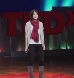 【全文書き起こし】Wantedly 仲暁子氏がTEDxKyoto 2013で語った、情熱を注ぎ込める仕事の探し方