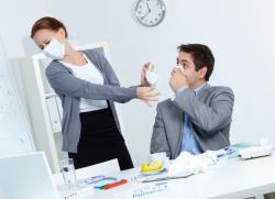 【これだけは守りたい!】会社で咳をする際のマナー