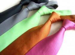 営業マンが知っておきたいネクタイの柄の選び方