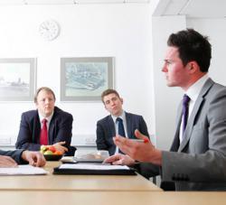 新規顧客を訪問する際に営業マンが心がけておくべきこと