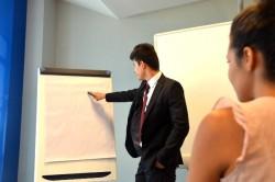 プレゼンで使える効果的なスライドを構成する3つの要素