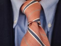 営業マンだからこそ知っておきたいネクタイの結び方