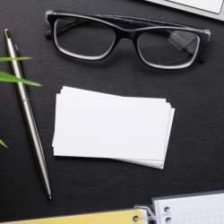 名刺の空白部分にメッセージやメモを書く際に気を付けたいマナー