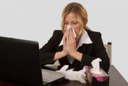 風邪を引いた時に気をつけなくてはいけない、社会人としてのマナー