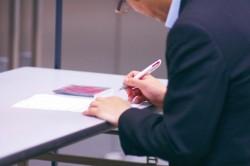 書類選考の通過率を高める!履歴書に書く文字数の目安