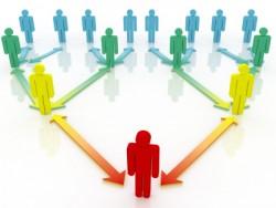 組織がピラミッド型からフラット化になることによって引き起こされる問題点