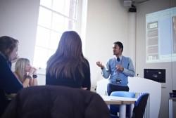 企業が社員教育のために行なう研修の種類とその内容