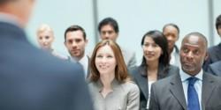 転職した新しい企業において印象良く自分の抱負を語る時の方法