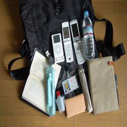 荷物をコンパクトにまとめて楽に出張!一泊二日の出張をするときのバッグの選び方