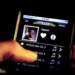 運動に最適化されたBGMアプリ!「FIT Radio」が予想以上にユニークで面白かった