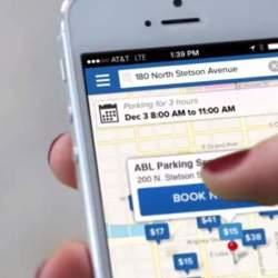 スマートタウンへ向けた第一歩?アメリカ発の駐車場予約サービスが意外と革新的!