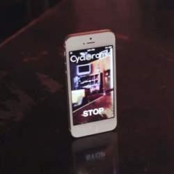 iPhoneが勝手に回る!?ガジェット無しでパノラマ写真が撮れるアプリがちょっとシュールで面白い