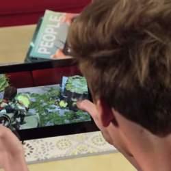自分の部屋がゲームの世界に!大人の遊びゴコロをくすぐる最新のAR技術「Vuforia」