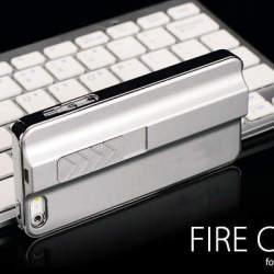 【愛煙家のあなたへ】ライターはもう必要ありません。煙草に火をつけられるiPhoneケースが登場