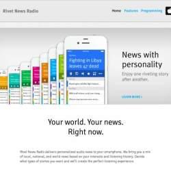 """情報は""""見る""""ではなく""""聞く""""時代!パーソナライズされた音声ニュースを配信してくれるアプリが登場"""