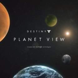 何だこの世界観…!発売前から話題のゲーム「Destiny」のプロモーションにGoogleが協力