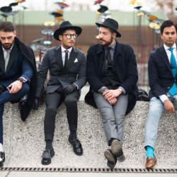 おしゃれな人は靴を見る!スーツスタイルをおしゃれに見せる革靴の選び方4つのポイント
