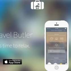 めんどくさがり必見!旅行先に合わせ自動で持ち物をリストにするアプリ「Travel Butler」