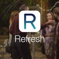 初対面の会話に困らない!初めて会う人との共通の話題を検索してくれるアプリ「Refresh」