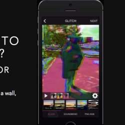 アヴァンギャルドな画像編集アプリ「Glitch Wizard」があなたの写真に魔法をかける