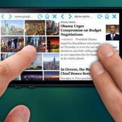 欲張りなあなたに!2つのWebサイトを同時に閲覧できる「Double Browser Pro」