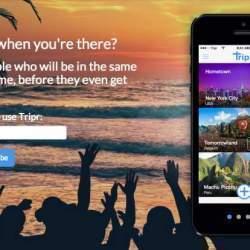 怖い?楽しい?同じ旅行先に行きたい人を探して一緒に旅ができるアプリ「Tripr」が面白そう