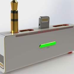 こんなのもあったら・・・。開発者のアイデアが詰まったiPhone専用充電スタンド「RAVERR」