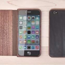 職人芸が織りなす至高のiPhoneケース。iPhone6は木製ケースでシブく決めましょう
