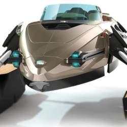 完全にトランスフォーマー!何種類ものボディに変形する電動型のボート「KORMARAN」に大興奮