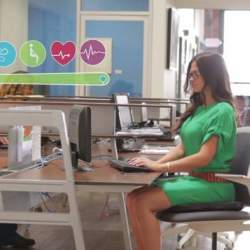 腰痛、肩こりにさようなら。椅子に座りっぱなしの習慣を劇的に変えるハイテククッション「Darma」