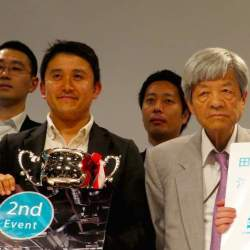 日本の最先端がここに集結!新進気鋭のベンチャー起業家9人に田原総一朗がメスを入れる!