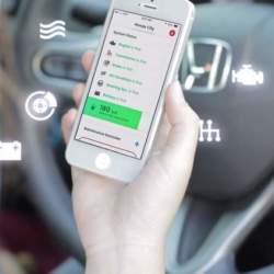 車にだってウェアラブル! 「Drivebot」を付けておけば愛車の状態がすぐ分かる