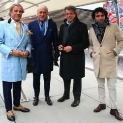スーツにもカジュアルにもハマる「チェスターコート」で、寒い冬をスマートに楽しんでみては?