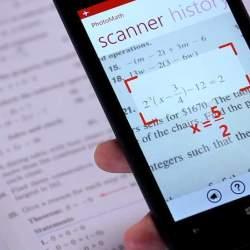 ぜ、絶対にカンニングには使うなよ? カメラをかざすだけで数学の問題を解いてくれるアプリが登場
