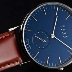 こんな時計を待っていた。 カスタマイズできるシンプルで上質な腕時計ブランド「knot」