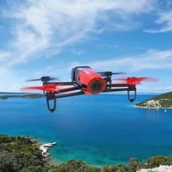小型ドローンの王様! Parrot社が送り出す最新クアッドコプター「Bebop Drone」