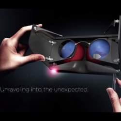 VRの世界をいつでも、どこでも体験できる。iPhone6をVRメガネに変える「PINC VR」