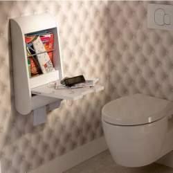リラックスできるトイレのつくりかた。トイレを居心地のいい空間に進化させるインテリア3選
