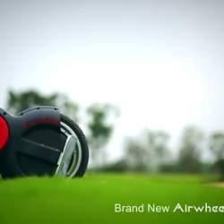 新感覚すぎる乗り物「Airwheel X8」。これはもう電動一輪車ではない!