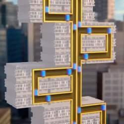 エレベーター業界に激震! 磁力で左右の移動も可能にした次世代エレベーター「MULTI」