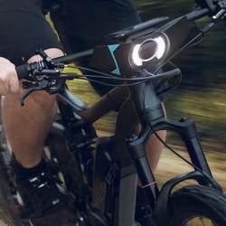 自転車をちょっと賢くする。取り付けるだけでスマート自転車を実現するガジェット「COBI」