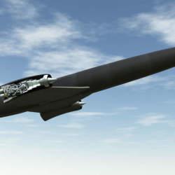 4時間で地球の裏側まで! マッハ5を可能にした最強すぎる飛行機のロケットエンジン登場