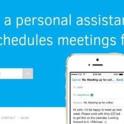 まだ会議の調整に時間を掛けますか? スケジューリングを人工知能で自動化するサービス「x.ai」