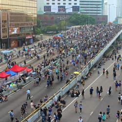 香港デモ終結、香港市民の要求は叶わず デモ開始から終了までを振り返る