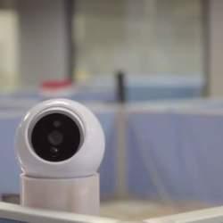 見る、聞く、感じるを備えた高性能なホームセキュリティカメラ。「iCam PRO」があれば家も安全