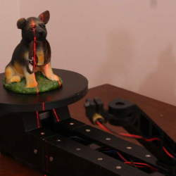 家庭用3Dスキャナーの常識を覆す! 安価なのに高性能なDIY3Dスキャナー「ATLAS 3D」