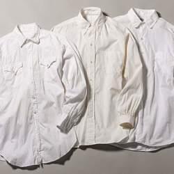 こだわりの1枚を持とう。ここぞという時に着る、ハイクオリティな白シャツ3選