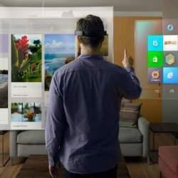 進撃のMicrosoft! 開発中のVRグラス「HoloLens」が従来の生活を一変させるかも