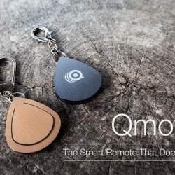 ちょっとした便利をあなたの手元に。スマートフォンをクリックで操作できるリモコン「Qmote」